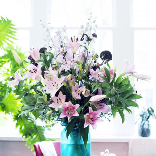 how to prolong cut flowers life