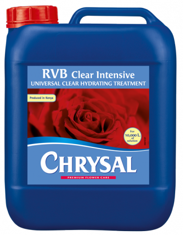 Chrysal RVB Clear Intensive