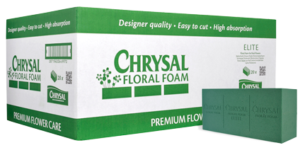 Chrysal Floral Foam ELITE