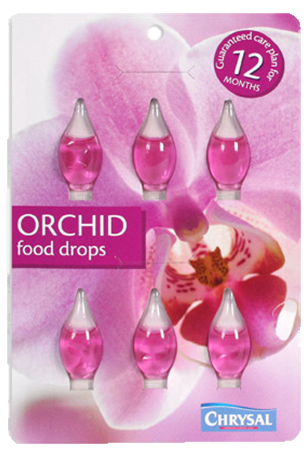 Chrysal orchid food