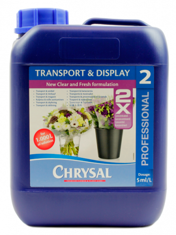 Chrysal Clear Professional 2 Concentrated