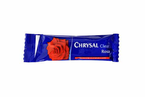 Chrysal Clear Rosa Powder & Liquid Flower Food
